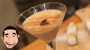 martini coffee iced coffee cocktail caffe u0027 shakerato espresso martini youtube