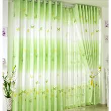 Green Bedroom Curtains Beautiful White And Red Floral Living Room And Bedroom Curtains