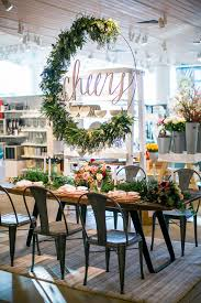 stores for wedding registry crate and barrel registry event hosted by 100 layer cake