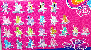 My Little Pony Blind Bags Box My Little Pony Blind Bag Box Wave 17 24 Packs Tesla U0027s Toys