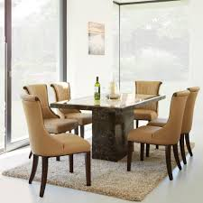 dining room wallpaper hi def brown marble table small dining
