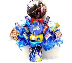 Candy Bouquet Delivery Oklahoma City Florist Array Of Flowers And Gifts Okc Oklahoma
