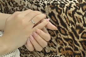 girls stone rings images 2018 simple none stone 925 silver single ring women or men jewelry jpg