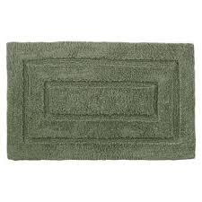 hunter green bath rugs target