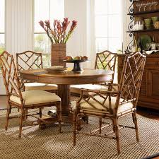 Home Chair Tommy Bahama Island Estate 5 Piece Dining Set With Mangrove Chairs