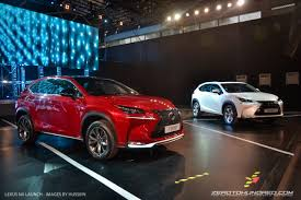 lexus nx red interior the all new lexus nx lands in malaysia u2013 prices start at rm 292k