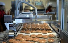 krispy kreme offers free doughnut to voters local news