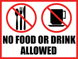 drink vector unique no food or drink sign vector file free vector art library