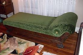 Fainting Sofa For Sale Furniture Antique Price Guide