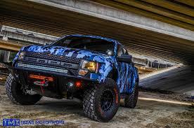Ford Raptor Truck Wraps - ford raptor blue digital camo by texas motorworx ford raptor fans