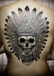 37 indian skull tattoos and their powerful meanings tattoos win