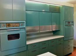 Teal Kitchen Cabinets 100 Painted Metal Kitchen Cabinets Metal Cabinets Home