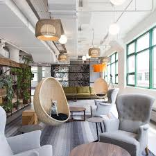 office in living room spotted etsy u0027s new dog friendly office in dumbo dog milk