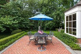 Paver Patio Winnetka Brick Paver Patio And Outdoor Room Zelst