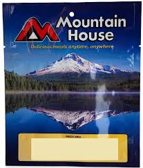 Mountain House Food by Mountain House Freeze Dried Rations Main Meals