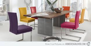 Colored Dining Room Chairs Colorful Dining Room Chairs Drew Home