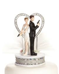 Heart Wedding Cake Super Spy