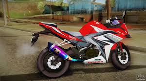 honda cbr150r honda cbr150r 2016 racing red for gta san andreas
