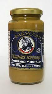 zakuson gourmet mustard hot dijon mustard grocery