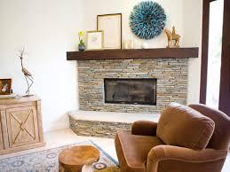 corner fireplace design ideas with stone livingroom decorations elegant neutral stone corner fireplace ideas with