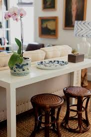 sofa table with stools underneath wonderful best 20 bar behind couch ideas on pinterest table behind