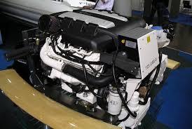 list of engines marine automobile engine