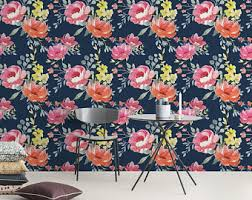 ombre wallpaper watercolor wallpaper peel and stick
