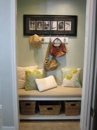 storage with decorative baskets hgtv