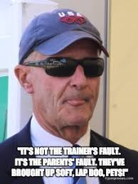 George Meme - clinic report george morris with memes eventing nation three