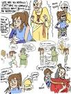 The LEGEND OF KORRA--and Aang by ~4EyedBlonde on deviantART