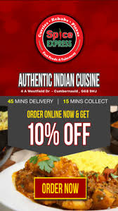 cuisine express spice express on the app store