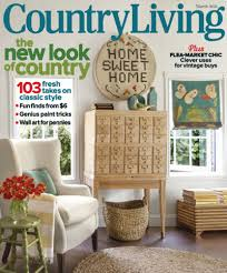 country living subscription free subscription to country living magazine passionate penny pincher
