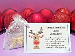 Christmas Decorations To Buy In Pretoria by Reindeer Food Christmas Decorations U0026 Trees Ebay