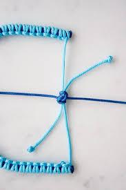 friendship bracelet knots images Adjustable closure for friendship bracelets purl soho jpg
