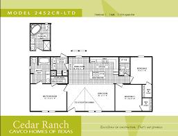 3 bedroom mobile home floor plans home plan