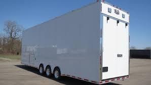 enclosed trailer exterior lights vintage trailers ltd enclosed trailer manufacturer car trailer