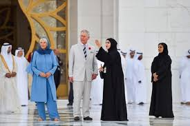 prince charles and camilla visit abu dhabi u0027s sheikh zayed grand