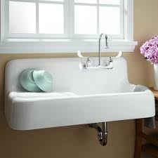 Laundry Room Tub Sink by Home Tips Extra Strength Laundry Tub With Wall Mount Utility Sink