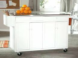 portable islands for kitchen white rolling island kitchen island on wheels in white white