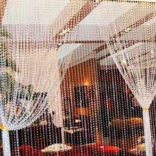 Bead Curtains For Doors Como Hacer Cortinas Para Puertas De Cristal Buscar Con