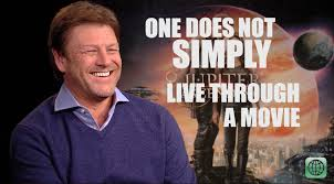 Meme One Does Not Simply - sean bean reads sean bean memes youtube