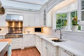attractive kitchen luxury white pertaining to house remodel