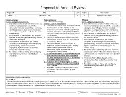 best photos of non profit bylaws amendment corporate bylaws