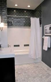 Best Paint Colors For Small Bathrooms Spa Like Feel In The Guest Bathroom The Fresh Green Color Makes