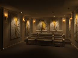 cool home theater room designs gorgeous modern home theater