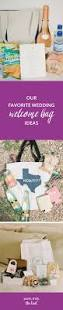 Welcome Back Surprise Ideas by 60 Best Welcome Bag Ideas Images On Pinterest Wedding Welcome