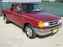 ford electric truck 1996 ford ranger specs and photos strongauto