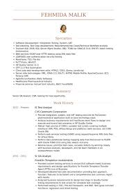 Test Engineer Resume Objective Professional Dissertation Chapter Editing For Hire For Mba Free