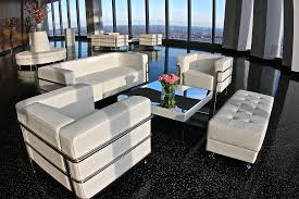 event furniture rental chicago one world observatory lounge