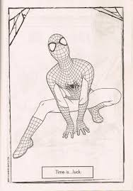 winsome design spider coloring pages 2 amazing spider man